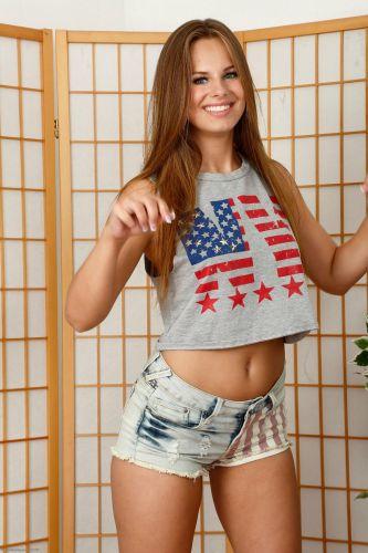 Jillian Janson loira supermodelo transando.